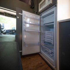 Koniowóz MAN TGL lodówka