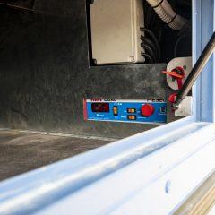 Koniwóz Renault Midlum panel prostownika